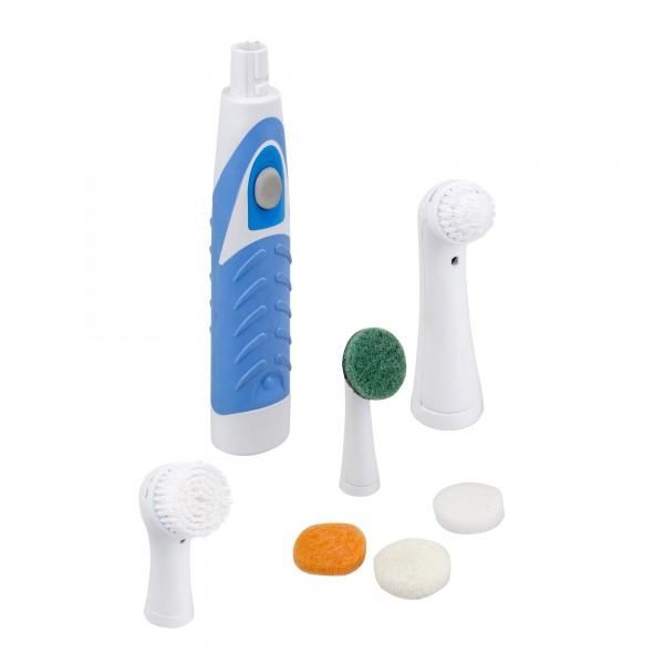 Cepillo limpieza elect.prec.kuken 7 en 1