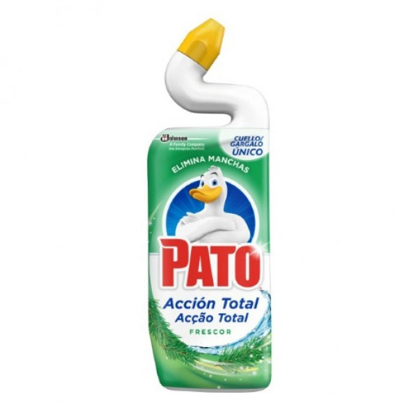 Pato WC accion total frescor limpia inodoros 750 ml