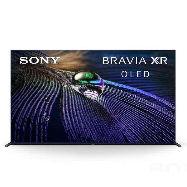 Sony xr55a90jaep televisor 55'' oled uhd 4k hdr smart tv google tv wifi bluetooth 4k bravia xr master series