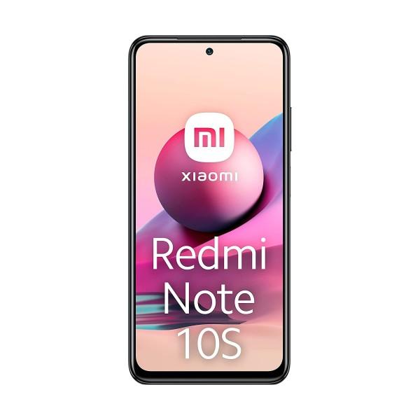 Xiaomi redmi note 10s gris (gris ónix) 6+128gb / 6.43'' amoled / dual sim / nfc